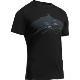 Icebreaker Tech Lite Seven Summits Crew – Short-Sleeve – Men's