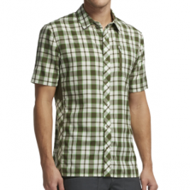 Icebreaker Compass Plaid Shirt – Short-Sleeve – Men's