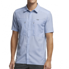 Icebreaker Oreti Shirt – Short-Sleeve – Men's