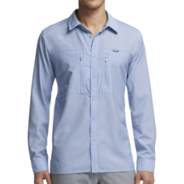 Icebreaker Oreti Shirt – Long-Sleeve – Men's