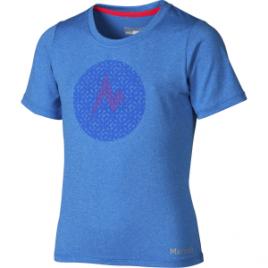Marmot Post Time T-Shirt – Short-Sleeve – Girl's