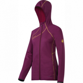 Mammut Get Away Hooded Fleece Jacket – Women's