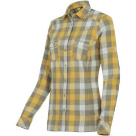 Mammut Hornli Hut Shirt – Long-Sleeve – Women's