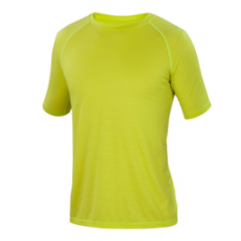 Ibex W2 Sport Basic T-Shirt – Short-Sleeve – Men's