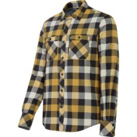 Mammut Hornli Hut Shirt – Long-Sleeve – Men's