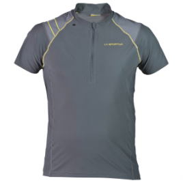 La Sportiva Quest 2.0 1/2-Zip T-Shirt – Short-Sleeve – Men's