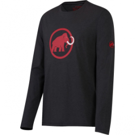 Mammut Logo T-Shirt – Long-Sleeve – Men's