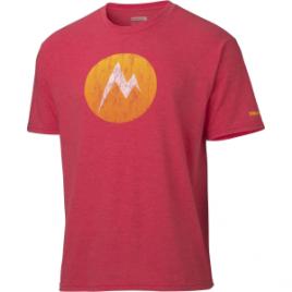 Marmot Textured M Dot T-Shirt – Short-Sleeve – Men's