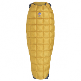 Big Agnes Pitchpine UL Sleeping Bag: 45 Degree Down
