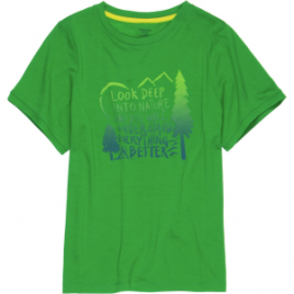 Icebreaker Tech Lite Camp T-Shirt – Short-Sleeve – Boys'