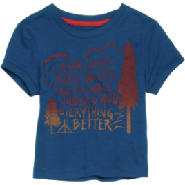 Icebreaker Tech Lite Camp T-Shirt – Short-Sleeve – Toddler Boys'