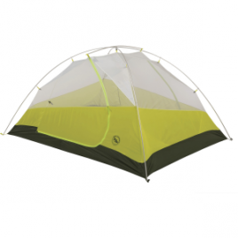 Big Agnes Tumble 3 MtnGLO Tent: 3-Person 3-Season