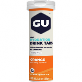 GU Hydration Drink Tabs – 8 Tube Pack