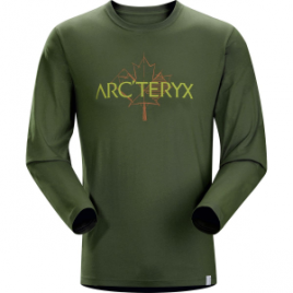 Arc'teryx Maple T-Shirt – Long-Sleeve – Men's