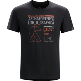 Arc'teryx Wordy T-Shirt – Short-Sleeve – Men's