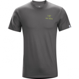 Arc'teryx Emblem T-Shirt – Short-Sleeve – Men's
