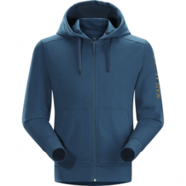 Arc'teryx Word On End Full-Zip Hoodie – Men's