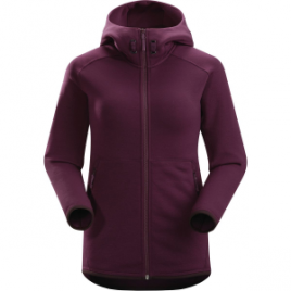 Arc'teryx Maeven Fleece Hooded Jacket – Women's