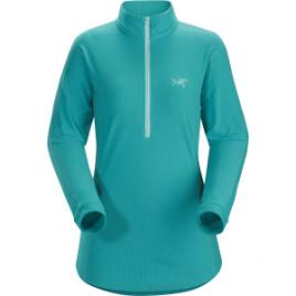 Arc'teryx Delta LT Pullover – 1/2-Zip – Women's