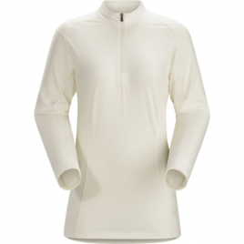 Arc'teryx Skeena Zip-Neck Shirt – Long-Sleeve – Women's