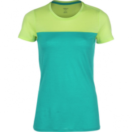 Icebreaker Tech Lite Crew – Short-Sleeve – Women's
