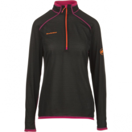 Mammut Schneefeld Light Zip Pullover – Long-Sleeve – Women's