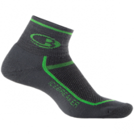 Icebreaker Multisport Cushion Mini Sock – Men's