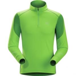Arc'teryx Cyclic Zip-Neck Shirt – Long-Sleeve – Men's