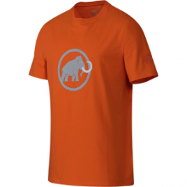 Mammut Logo T-Shirt – Short-Sleeve – Men's