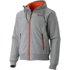 Marmot Summit Rock Insulated Full-Zip Hoodie – Men's