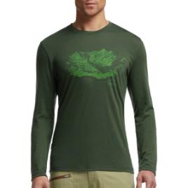 Icebreaker Tech Lite MTN Home Shirt – Long-Sleeve – Men's