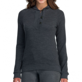 Icebreaker Crave Hooded Sweater – Women's