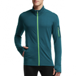 Icebreaker Compass Full-Zip Shirt – Long-Sleeve – Men's