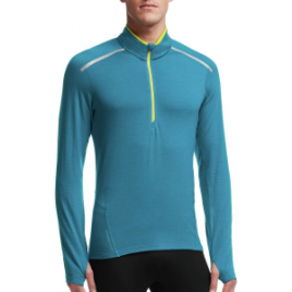 Icebreaker Comet Half-Zip Shirt – Long-Sleeve – Men's