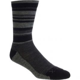 Ibex Multi Stripe Sock – Men's