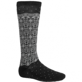 Ibex Mosaic Knee Sock – Women's