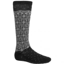 Ibex Mosaic Knee Sock – Women's