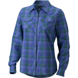 Marmot Bridget Flannel Shirt – Long-Sleeve – Women's