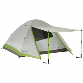 Kelty Gunnison 4.3 Tent w/ Footprint: 4-Person 3-Season