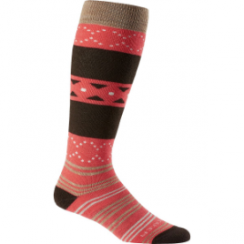 Icebreaker Lifestyle Fiesta Medium Over The Calf Sock – Women's