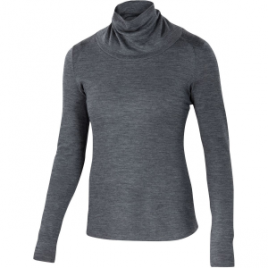 Ibex Seventeen.5 Funnel Neck T-Shirt – Long-Sleeve – Women's