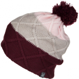 Ibex Slouchy Cable Hat – Women's