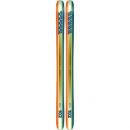 K2 Shreditor 102 Ski