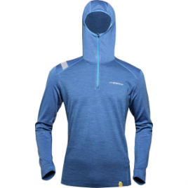 La Sportiva Stratosphere Hooded Shirt – Long-Sleeve – Men's