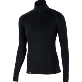 Ibex Woolies 220 Zip-Neck Top – Women's