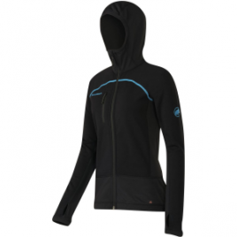 Mammut Aconcagua Pro ML Hooded Fleece Jacket – Women's
