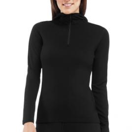 Icebreaker BodyFit 200 Oasis Hooded Top – Women's