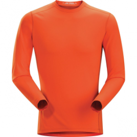 Arc'teryx Phase AR Crew – Long-Sleeve – Men's