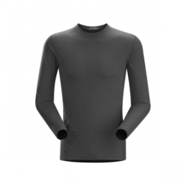 Arc'teryx Phase SL Crew Top – Long-Sleeve – Men's
