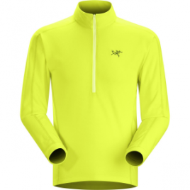 Arc'teryx Delta LT Zip-Neck Top – Men's